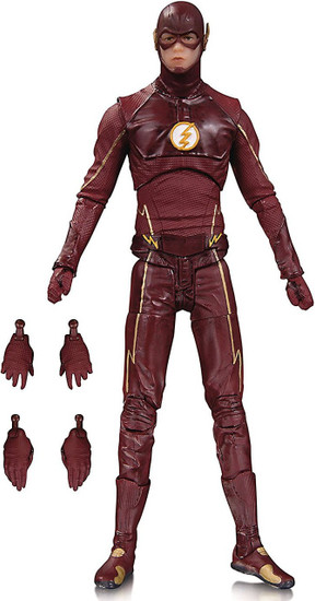 DC Flash TV Series The Flash Action Figure [Season 3]