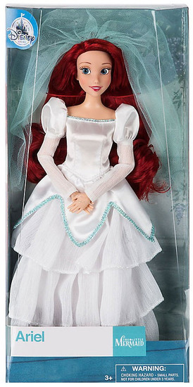Disney The Little Mermaid Classic Ariel Exclusive 11.5-Inch Doll [Wedding]