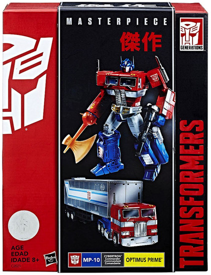 Transformers Masterpiece Optimus Prime Exclusive Action Figure MP10 [2017]