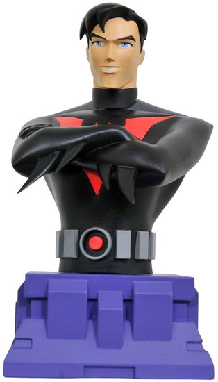 DC Batman Beyond Exclusive 5-Inch Bust [Terry McGinnis, Unmasked]
