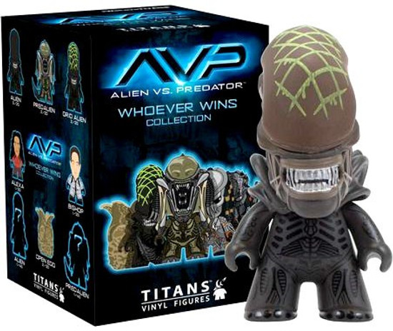 Alien vs Predator Whoever Wins Collection Mystery Pack