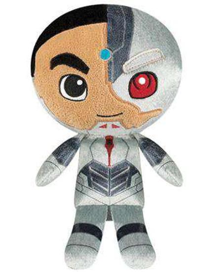Funko Justice League Movie Cyborg 5-Inch Hero Plushie