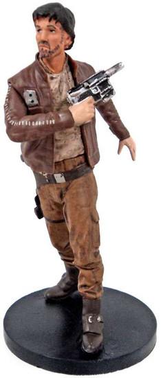 Disney Star Wars Rogue One Captain Cassian Andor 3.5-Inch PVC Figure [Loose]