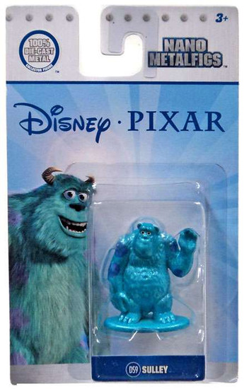 Disney / Pixar Nano Metalfigs Sulley 1.5-Inch Diecast Figure DS9
