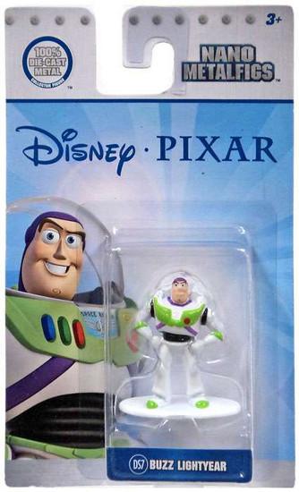 Disney / Pixar Nano Metalfigs Buzz Lightyear 1.5-Inch Diecast Figure DS7