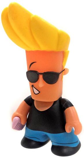 Cartoon Network Johnny Bravo 2/20 Vinyl Mini Figure [Loose]
