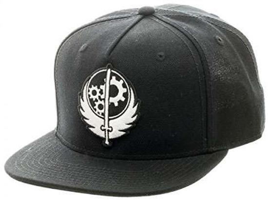Fallout Brotherhood of Steel Snapback Cap Apparel