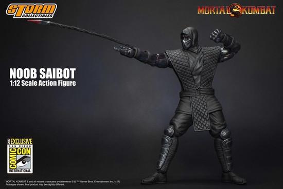 Mortal Kombat Noob Saibot Exclusive Action Figure [Limited Edition]
