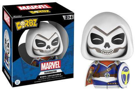 Funko Marvel Dorbz Taskmaster Exclusive Vinyl Figure #336