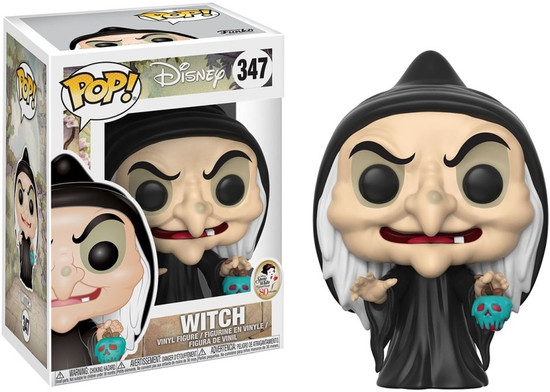 Funko Snow White POP! Disney Witch Vinyl Figure #347