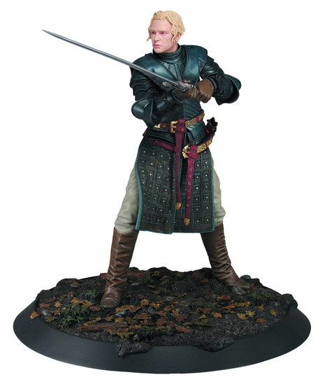 Game of Thrones Gentle Giant Studios Brienne of Tarth 13-Inch Statue
