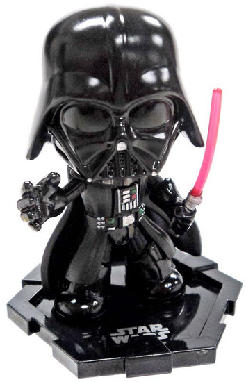 Funko Star Wars Classic Darth Vader 1/72 Mystery Minifigure [Hand Raised with Lightsaber Loose]