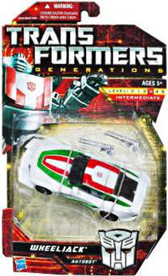 Transformers Generations Wheeljack Deluxe Action Figure [Damaged Package]