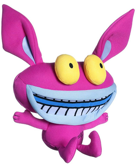 Nickelodeon Aaahh!!! Real Monsters Ickis 6-Inch Plush