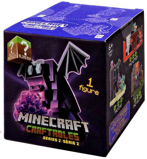 Minecraft Craftables Series 2 3-Inch Mystery Pack