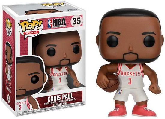 Funko NBA POP! Sports Basketball Chris Paul Vinyl Figure #35