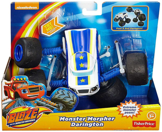 Fisher Price Blaze & the Monster Machines Monster Morpher Darington