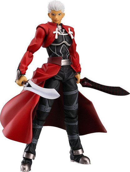 Fate/ Fate / Stay Night Figma Archer Action Figure