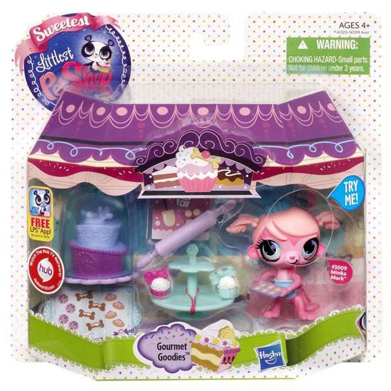 Littlest Pet Shop Sweetest Gourmet Goodies Playset [Loose]