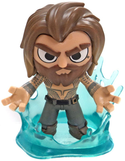 Funko DC Justice League Aquaman Summoning Wave Exclusive 1/6 Mystery Minifigure [Loose]