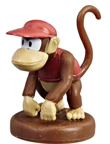 Monopoly Super Mario Gamer Edition Diddy Kong Mini Figure