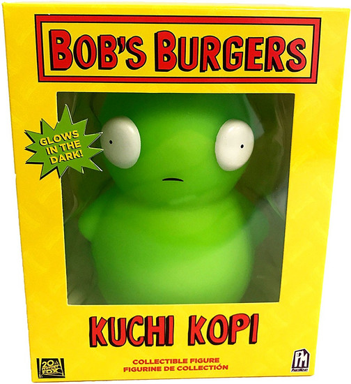 Bob's Burgers Kuchi Kopi 5-Inch Vinyl Figure