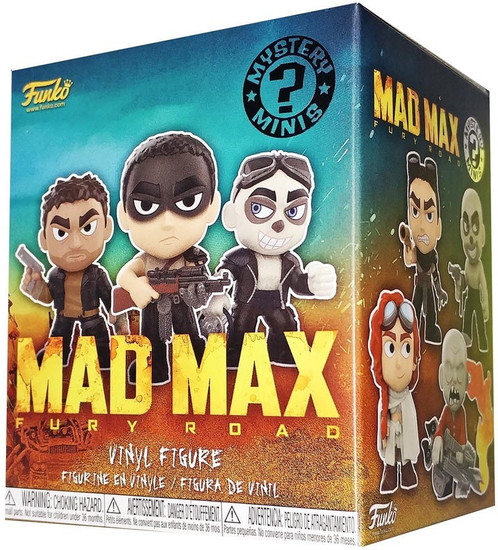Funko Mystery Minis Mad Max Fury Road Mystery Pack [1 RANDOM Figure]