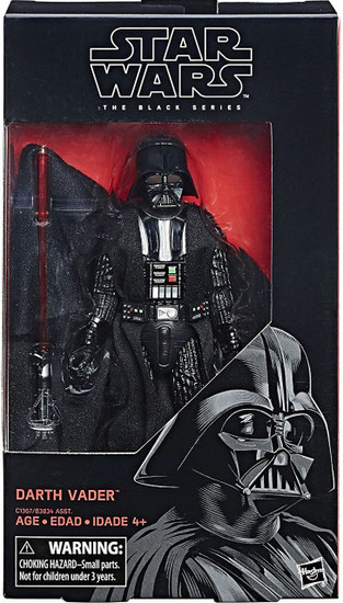 Star Wars A New Hope Black Series Wave 23 Darth Vader Action Figure