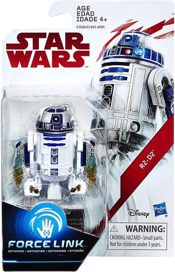 Star Wars The Last Jedi Force Link Orange Series Wave 2 R2-D2 Action Figure