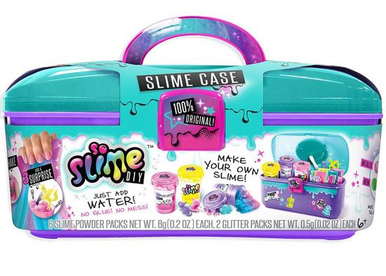 So Slime DIY Slime Case Storage Kit Playset