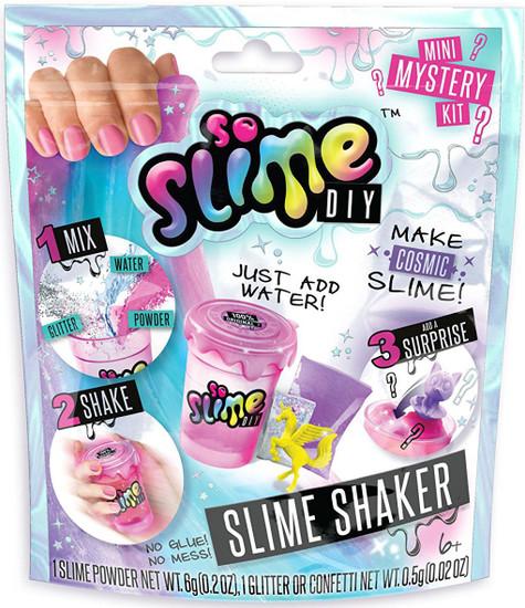 So Slime DIY Slime Shaker Cosmic Mini Mystery Kit Pack