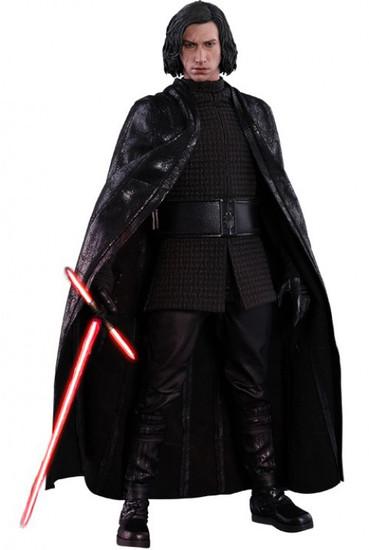 Star Wars The Last Jedi Movie Masterpiece Kylo Ren Collectible Figure MMS438