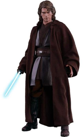 Star Wars Revenge of the Sith Movie Masterpiece Anakin Skywalker Collectible Figure