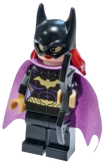 LEGO Batman Batgirl Minifigure #1 [Loose]