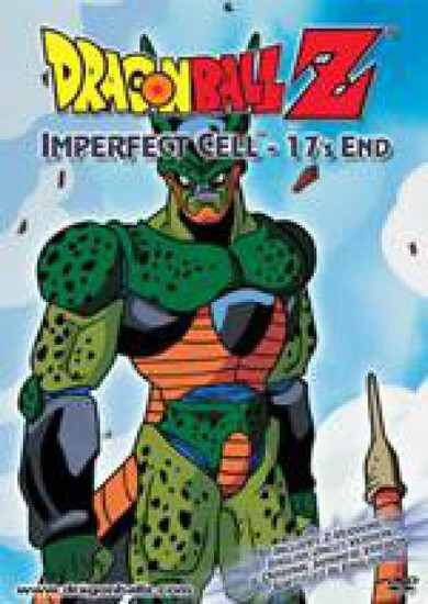 Dragon Ball Z Imperfect Cell Saga 17's End DVD #43 [Uncut]