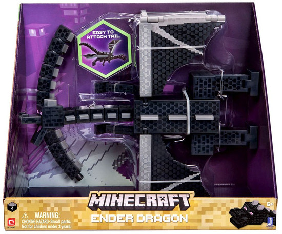 Minecraft Series 4 Ender Dragon Action Figure