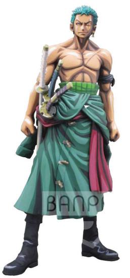 One Piece Master Stars Piece Roronoa Zoro 10.2-Inch PVC Figure Sculpture