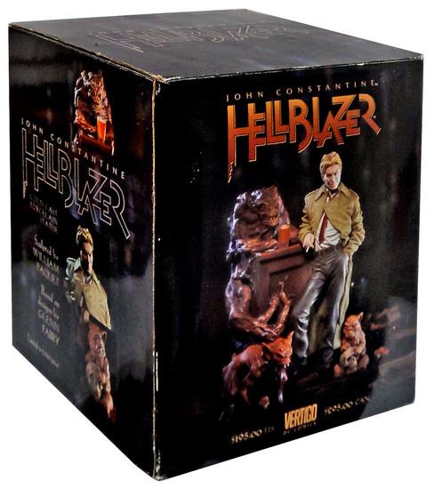 Vertigo DC John Constantine Hellblazer Statue [Open Package, Mint Contents]