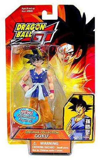 Dragon Ball GT Original Collection Goku 4.5-Inch PVC Figure [Loose]