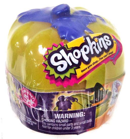 Shopkins Halloween Pumpkin Mystery Pack [Glow-in-the-Dark]