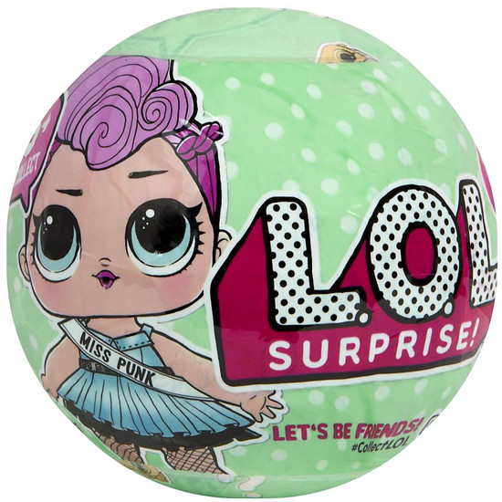 LOL Surprise Series 2 Let's Be Friends Big Sister Mystery Pack [Wave 2, Miss Punk]