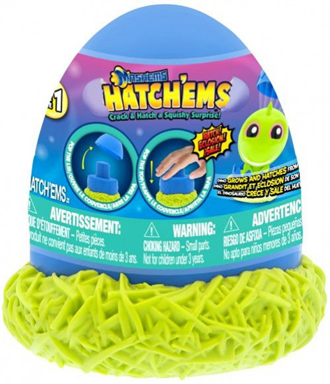 Mash'Ems Hatch'ems Series 1 Mystery Pack [Dinosaurs]