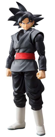 Dragon Ball Super S.H. Figuarts Goku Black Action Figure
