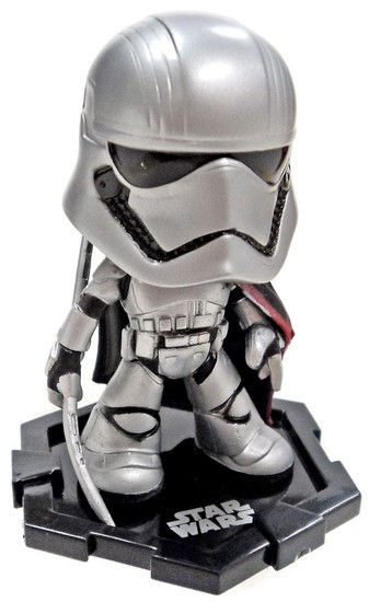 Funko Star Wars Last Jedi Captain Phasma 1/6 Mystery Minifigure [Loose]