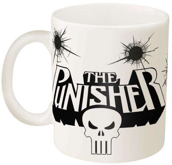 Marvel Universe The Punisher 11 oz. Ceramic Mug