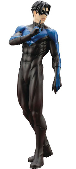 DC Ikemen Nightwing 9.25-Inch Collectible PVC Statue