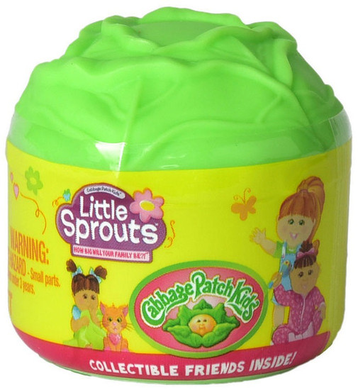 Cabbage Patch Kids Little Sprouts Mystery Pack