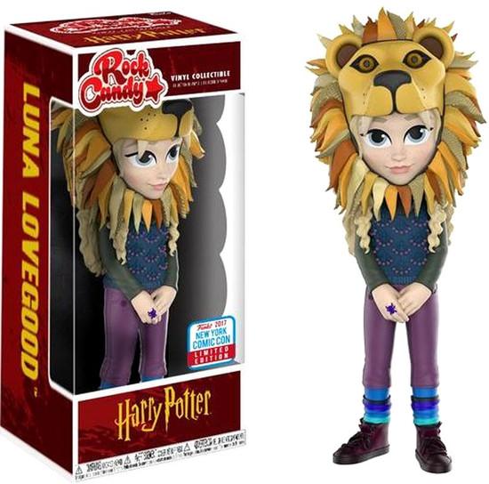 Funko Harry Potter Rock Candy Luna Lovegood Exclusive Vinyl Figure [2017 NYCC]