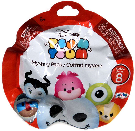 Disney Tsum Tsum Series 8 Mystery Stack Pack [1 RANDOM Figure]