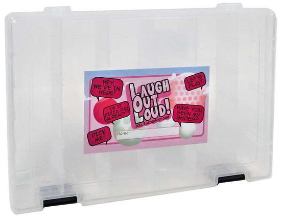 Laugh Out Loud! Doll & Accessory SMALL Carry Case
